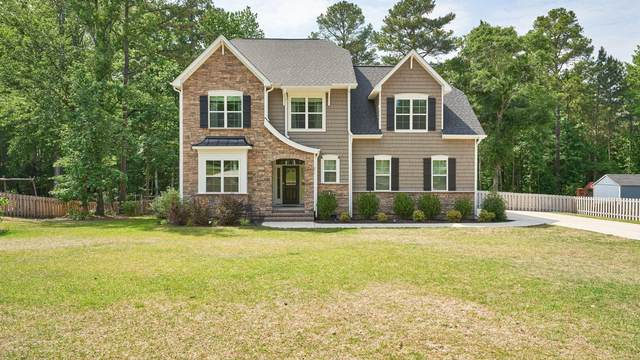 211 Dresden Lane, Whispering Pines, NC 28327 (MLS #206260) :: Pinnock Real Estate & Relocation Services, Inc.