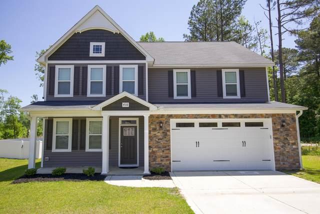 410 Lancaster Drive, Vass, NC 28394 (MLS #206294) :: Pinnock Real Estate & Relocation Services, Inc.