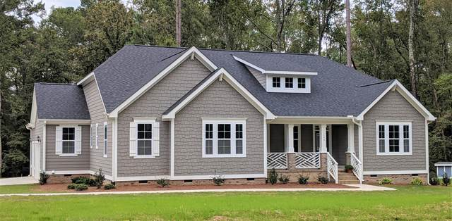 160 Tucker Road, Whispering Pines, NC 28327 (MLS #206296) :: Pinnock Real Estate & Relocation Services, Inc.