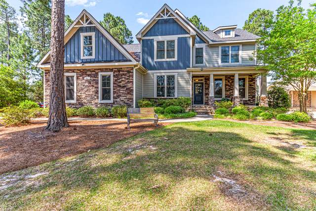 72 Plantation Drive, Southern Pines, NC 28387 (MLS #206317) :: Pines Sotheby's International Realty