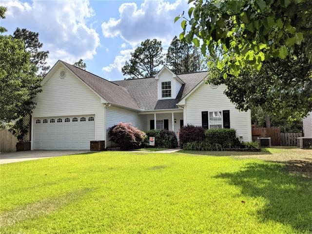 710 Blue Bird Drive, Vass, NC 28394 (MLS #206337) :: Pinnock Real Estate & Relocation Services, Inc.