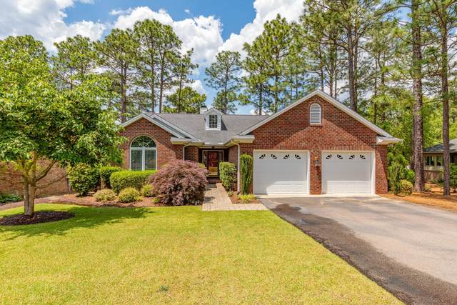 150 Hunter Trail, Southern Pines, NC 28387 (MLS #206338) :: Pines Sotheby's International Realty