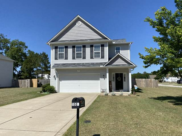 1500 Seabiscuit Drive, Parkton, NC 28371 (MLS #206346) :: Pines Sotheby's International Realty