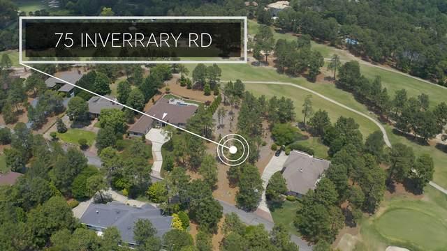75 Inverrary Road, Pinehurst, NC 28374 (MLS #206349) :: Pinnock Real Estate & Relocation Services, Inc.