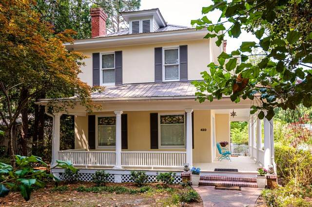 420 E Massachusetts Ave., Southern Pines, NC 28387 (MLS #206364) :: Pines Sotheby's International Realty
