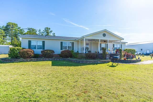 315 Morganton Road, Jackson Springs, NC 27281 (MLS #206384) :: EXIT Realty Preferred