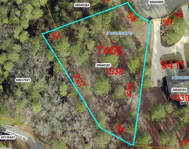 5 Middlebury Court, Pinehurst, NC 28374 (MLS #206396) :: Pines Sotheby's International Realty