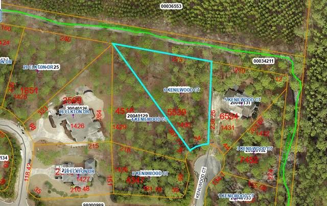 6 Kenilwood Court, Pinehurst, NC 28374 (MLS #206398) :: Pines Sotheby's International Realty