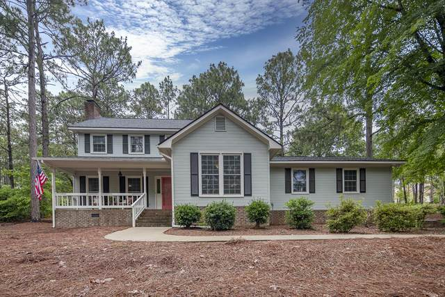 130 Foxfire Place, Southern Pines, NC 28387 (MLS #206409) :: Pinnock Real Estate & Relocation Services, Inc.
