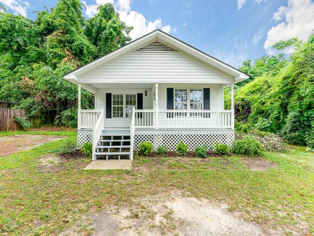 575 N Bennett Street, Southern Pines, NC 28387 (MLS #206418) :: Pines Sotheby's International Realty