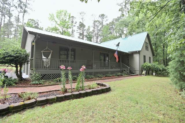5 Sunset Drive, Whispering Pines, NC 28327 (MLS #206434) :: Pinnock Real Estate & Relocation Services, Inc.