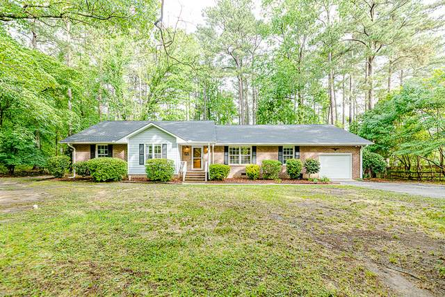 307 Stornoway Drive, Southern Pines, NC 28387 (MLS #206443) :: EXIT Realty Preferred
