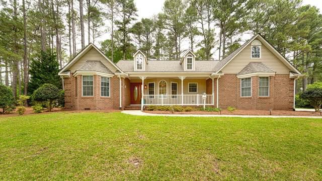 197 Pine Ridge Drive, Whispering Pines, NC 28327 (MLS #206454) :: Pinnock Real Estate & Relocation Services, Inc.