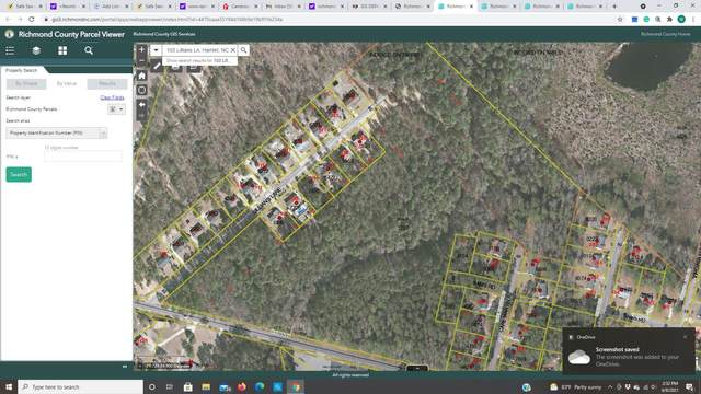 Tbd Hylan Avenue, Hamlet, NC 28345 (MLS #206457) :: Pinnock Real Estate & Relocation Services, Inc.