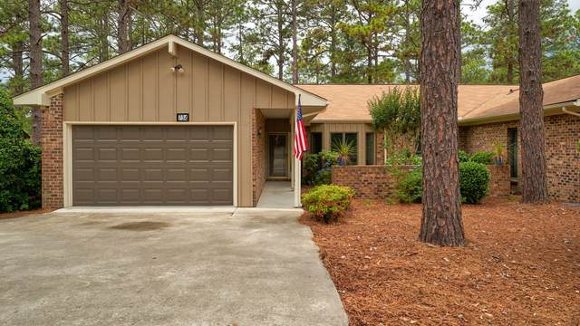 734 Burlwood Drive, Southern Pines, NC 28387 (MLS #206476) :: EXIT Realty Preferred