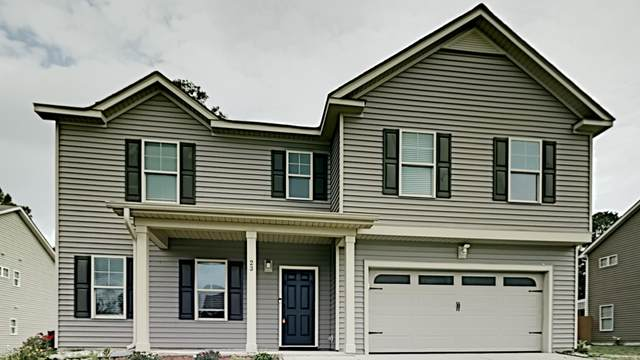 23 Kirby Smith Circle, Spring Lake, NC 28390 (MLS #206484) :: Pines Sotheby's International Realty