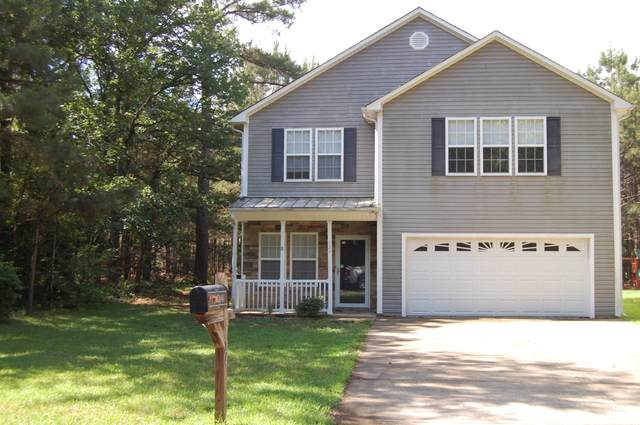 724 Tanager Drive, Vass, NC 28394 (MLS #206504) :: Pinnock Real Estate & Relocation Services, Inc.