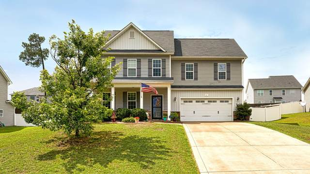 91 Colonist Place, Cameron, NC 28326 (MLS #206507) :: Pinnock Real Estate & Relocation Services, Inc.