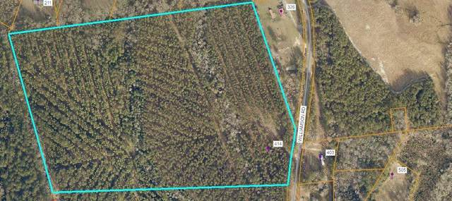 414 Williamson Road, Carthage, NC 28327 (MLS #206508) :: Pinnock Real Estate & Relocation Services, Inc.