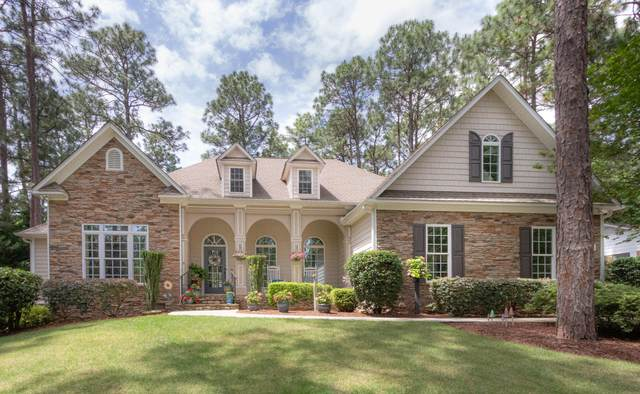 75 SW Lake Forest Drive, Pinehurst, NC 28374 (MLS #206518) :: On Point Realty