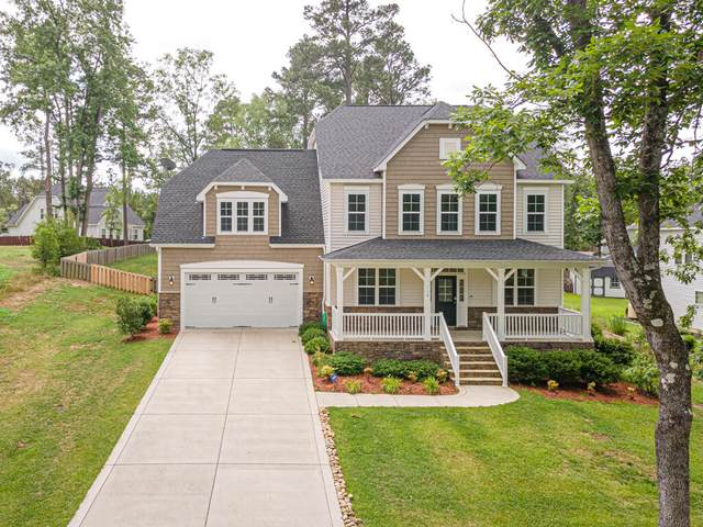117 Mayfield Court, Whispering Pines, NC 28327 (MLS #206519) :: Pines Sotheby's International Realty