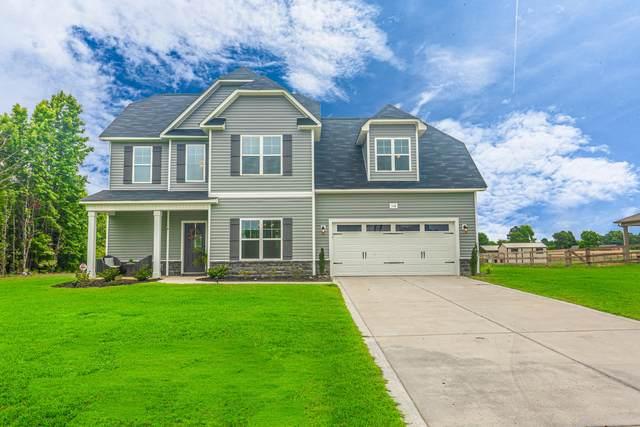 118 W Harrington Avenue, Broadway, NC 27505 (MLS #206525) :: Pinnock Real Estate & Relocation Services, Inc.