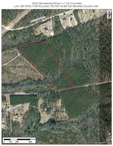 1330 Richmond Road, Jackson Springs, NC 27281 (MLS #206531) :: Pinnock Real Estate & Relocation Services, Inc.