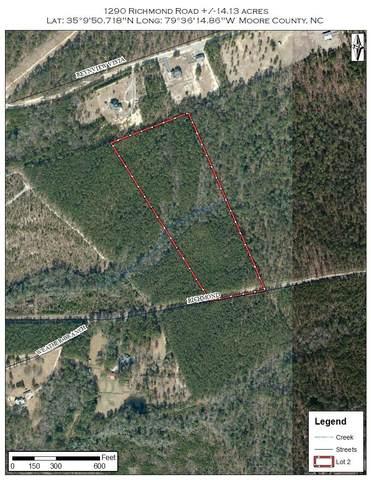 1290 Richmond Road, Jackson Springs, NC 27281 (MLS #206532) :: Pinnock Real Estate & Relocation Services, Inc.