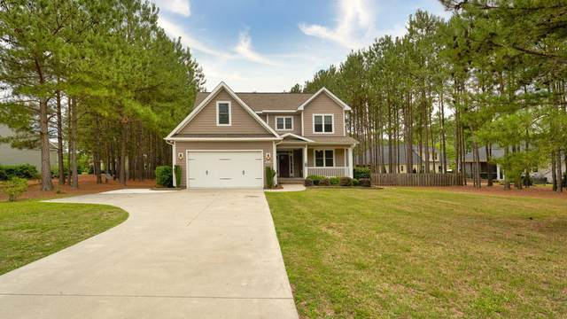 565 Michael Road, Whispering Pines, NC 28327 (MLS #206533) :: Pines Sotheby's International Realty