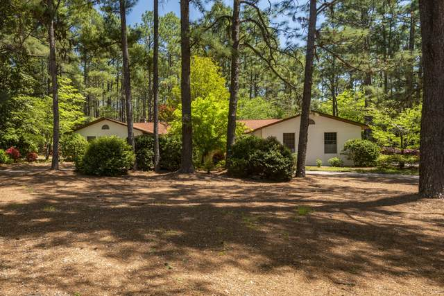 165 Knoll Road, Southern Pines, NC 28387 (MLS #206541) :: Pines Sotheby's International Realty