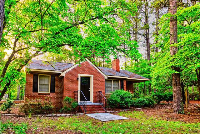 626 Fairway Drive, Southern Pines, NC 28387 (MLS #206557) :: EXIT Realty Preferred