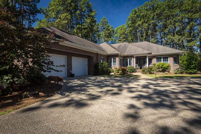 20 Plantation Drive, Southern Pines, NC 28387 (MLS #206571) :: Pines Sotheby's International Realty