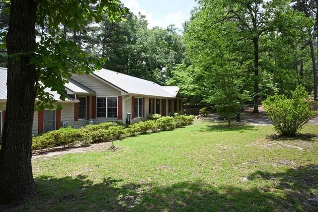 2 Magnolia Circle, Jackson Springs, NC 27281 (MLS #206573) :: EXIT Realty Preferred