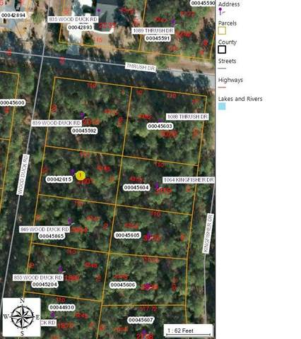 843 Wood Duck Road, Vass, NC 28394 (MLS #206576) :: EXIT Realty Preferred