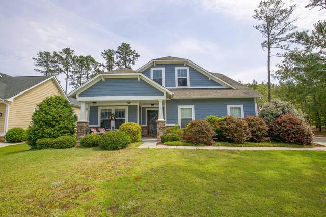 605 Legacy Lakes Way, Aberdeen, NC 28315 (MLS #206586) :: EXIT Realty Preferred