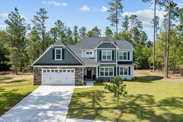 107 Barn Owl Place, Aberdeen, NC 28315 (MLS #206594) :: EXIT Realty Preferred