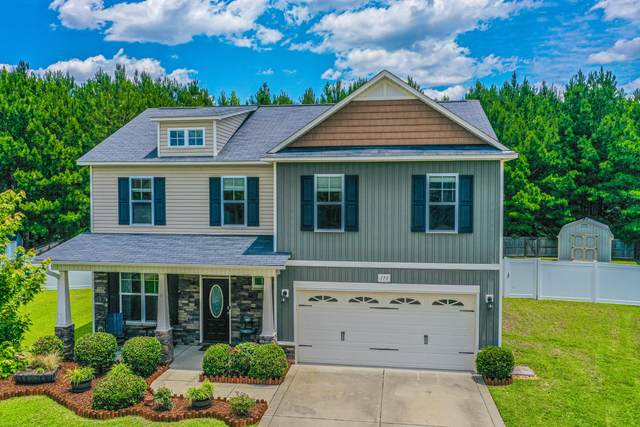 173 Eclipse Court, Raeford, NC 28376 (MLS #206604) :: EXIT Realty Preferred