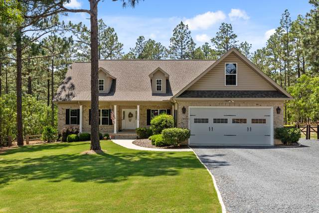 110 Congaree Road, Whispering Pines, NC 28327 (MLS #206611) :: Pines Sotheby's International Realty