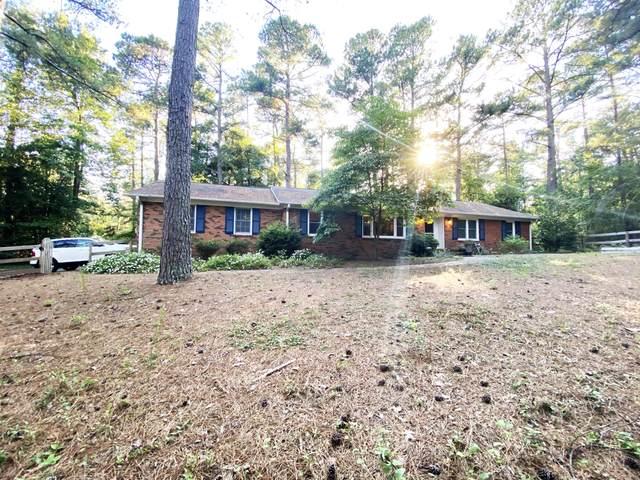 110 Grampian Way, Southern Pines, NC 28387 (MLS #206614) :: EXIT Realty Preferred