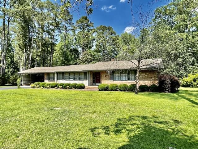 404 Lumyer Road, Rockingham, NC 28379 (MLS #206622) :: EXIT Realty Preferred