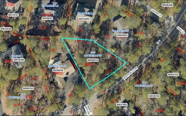 1035 Monticello Drive, Pinehurst, NC 28374 (MLS #206647) :: Pinnock Real Estate & Relocation Services, Inc.