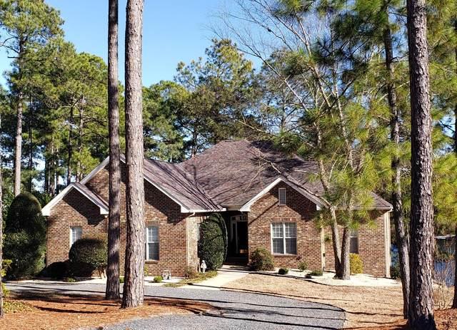 30341 W Lake Drive, Wagram, NC 28396 (MLS #206649) :: Pinnock Real Estate & Relocation Services, Inc.