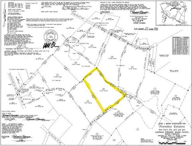 135 Pressley Farm Lane, Cameron, NC 28326 (MLS #206667) :: Towering Pines Real Estate