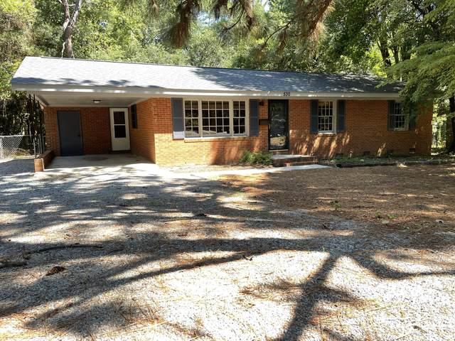 530 N Leak Street, Southern Pines, NC 28387 (MLS #206730) :: Pines Sotheby's International Realty
