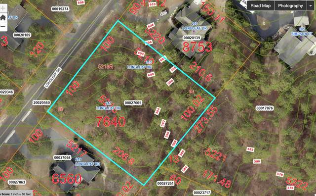 215 Longleaf Drive, West End, NC 27376 (MLS #206734) :: Pinnock Real Estate & Relocation Services, Inc.