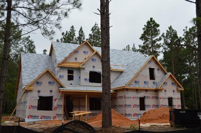 125 Linden Pines Place, Aberdeen, NC 28315 (MLS #206736) :: Towering Pines Real Estate