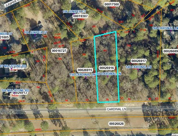 148 Cardinal Lane, West End, NC 27376 (MLS #206737) :: EXIT Realty Preferred
