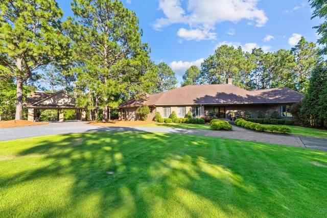 850 Lake Dornoch Drive, Pinehurst, NC 28374 (MLS #206744) :: Pines Sotheby's International Realty