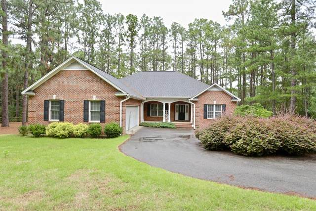 1220 Fort Bragg Road, Southern Pines, NC 28387 (MLS #206747) :: Towering Pines Real Estate