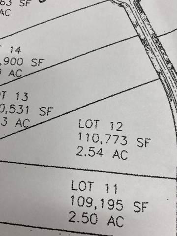 Lot 12 Rocking Horse Lane, Raeford, NC 28376 (MLS #206754) :: Pines Sotheby's International Realty